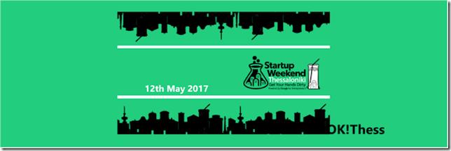 Startup Weekend Thessaloniki